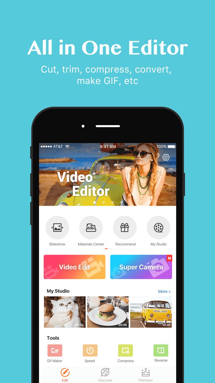VideoShow Video Editor & Maker Screenshot