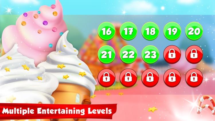 Ice Cream Cone Cupcake Factory screenshot-3