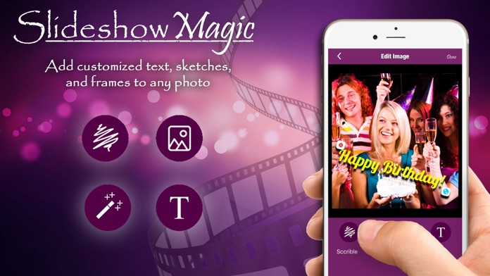 Slideshow Magic- With Music Screenshot