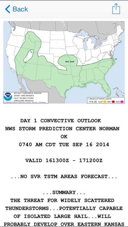 NOAA Now Pro screenshot-3