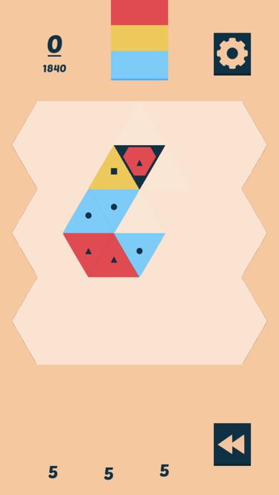 Triangle Trap screenshot 1