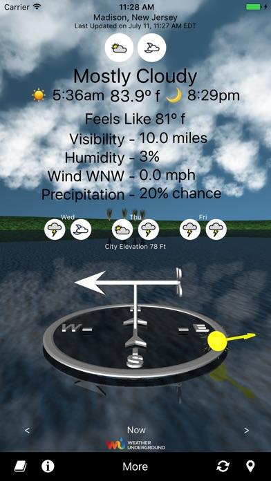 Weather VR屏幕截圖1