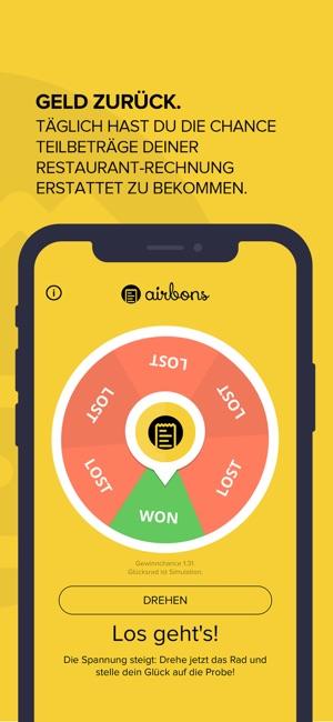 airbons geld verdienen on the app store. Black Bedroom Furniture Sets. Home Design Ideas