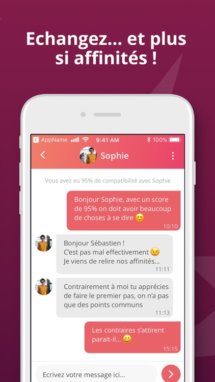 Affiny - App de rencontre screenshot-4
