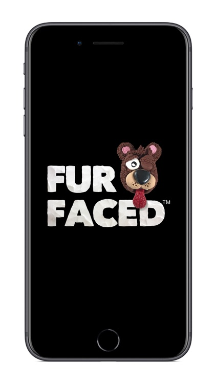 FUR-FACED