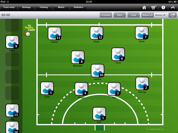 My Field Hockey Coach Pro screenshot-4