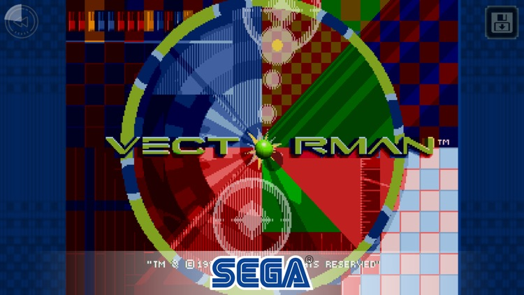 VectorMan Classic screenshot-0