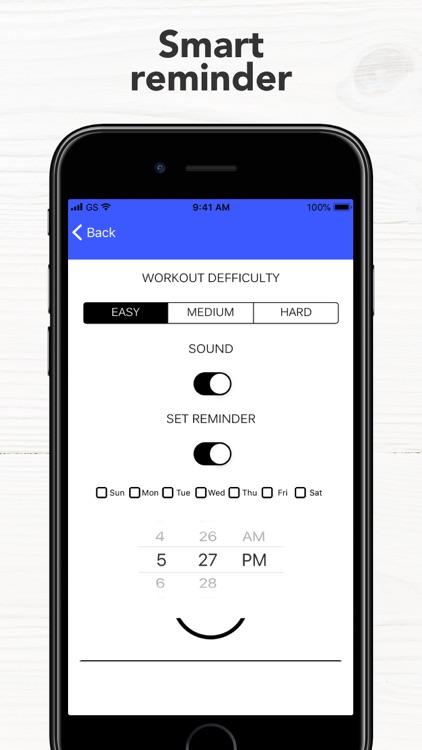 Home workout for women & gym screenshot-5