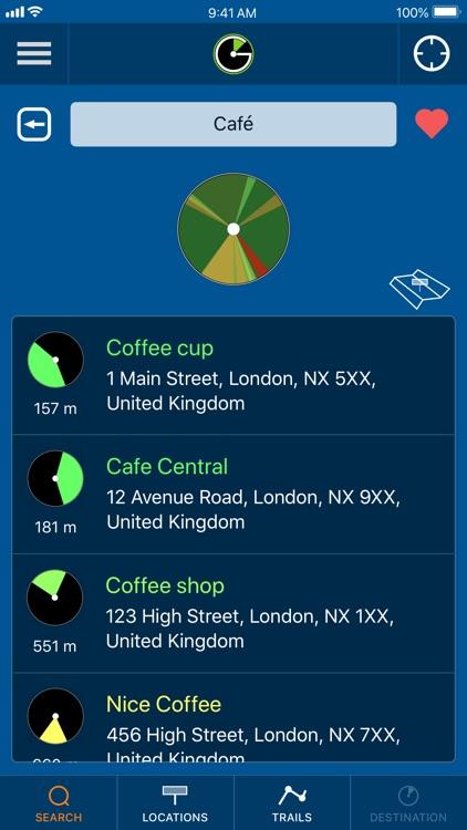 NaviGoto - Simple Navigation screenshot-6