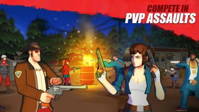 Zombie Faction - Apocalypse Screenshot on iOS