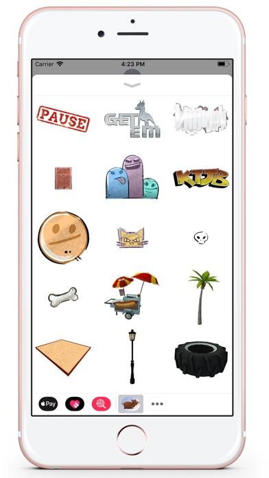 Get 'Em Stickers Screenshot 4