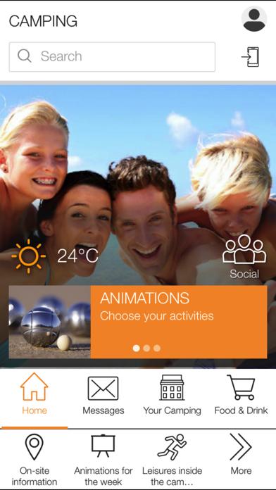 Francecamp screenshot one