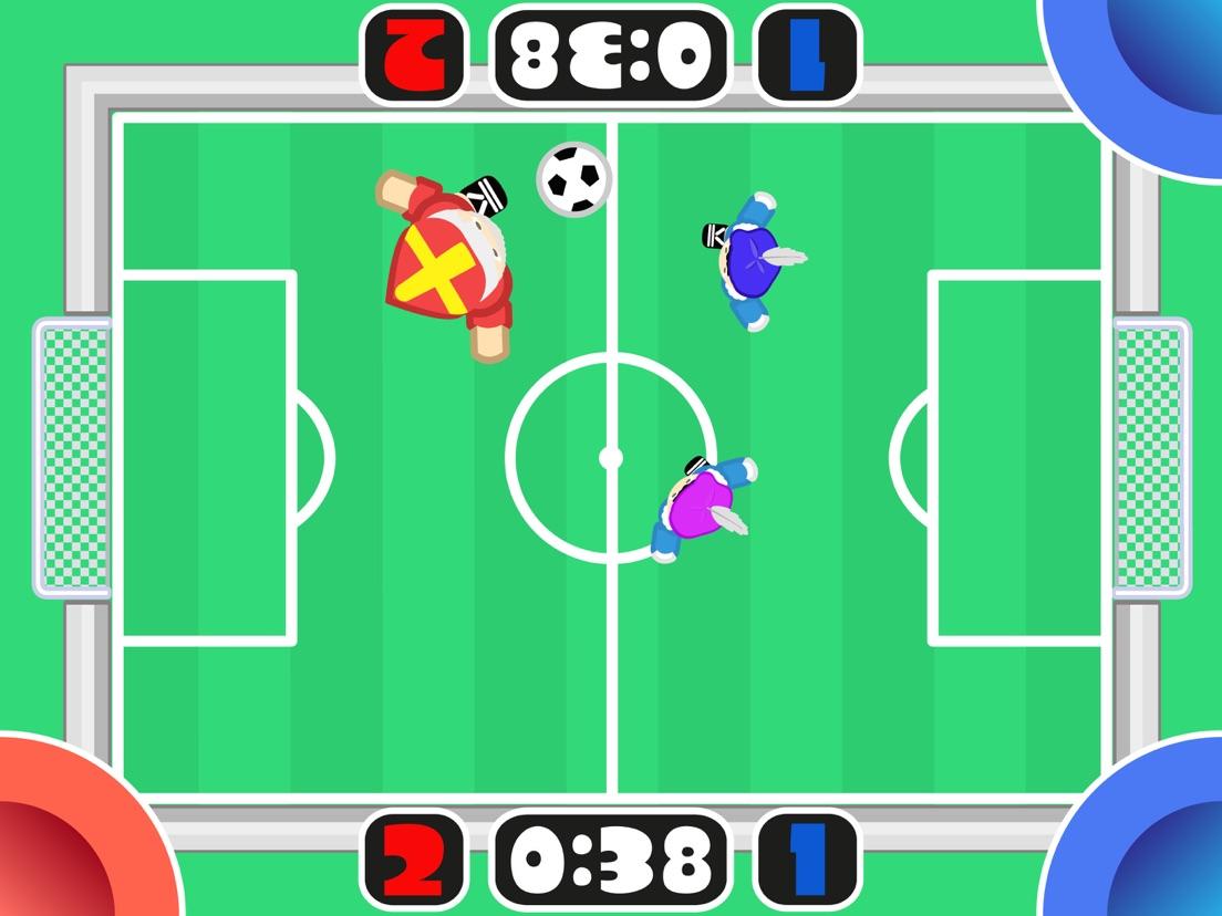 Sinterklaas Voetbal Spelletje App Voor Iphone Ipad En Ipod Touch