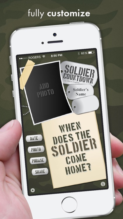 Soldier Countdown screenshot-1
