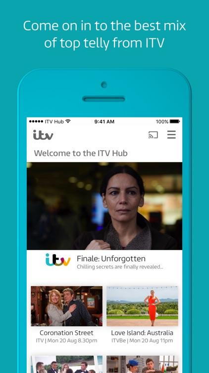 ITV Hub screenshot-0