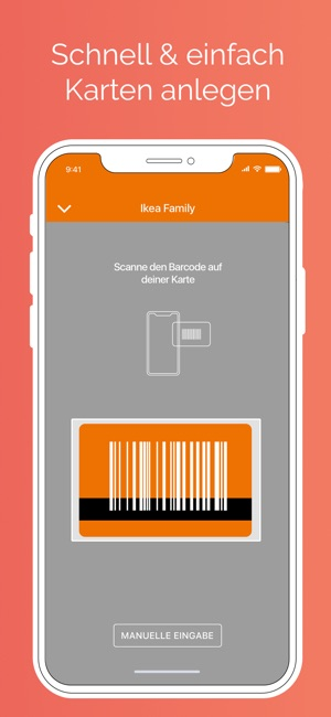 Stocard - Kundenkarten Wallet Screenshot