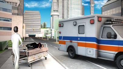 都市救急車運転ゲーム2017:緊急レースのおすすめ画像4