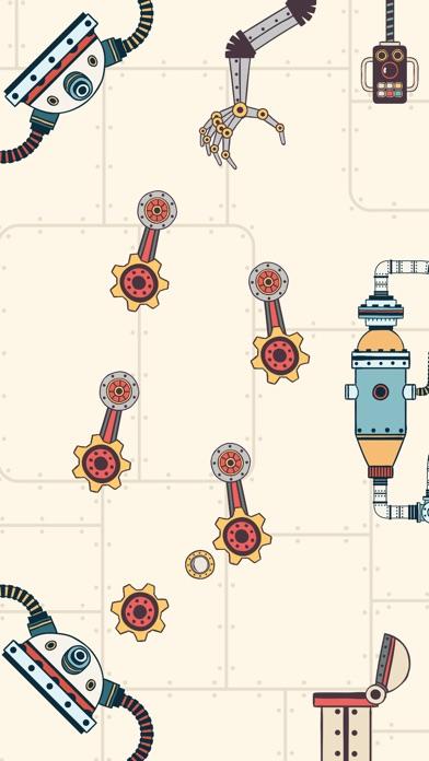 Steampunk Puzzle Physics Game Screenshots