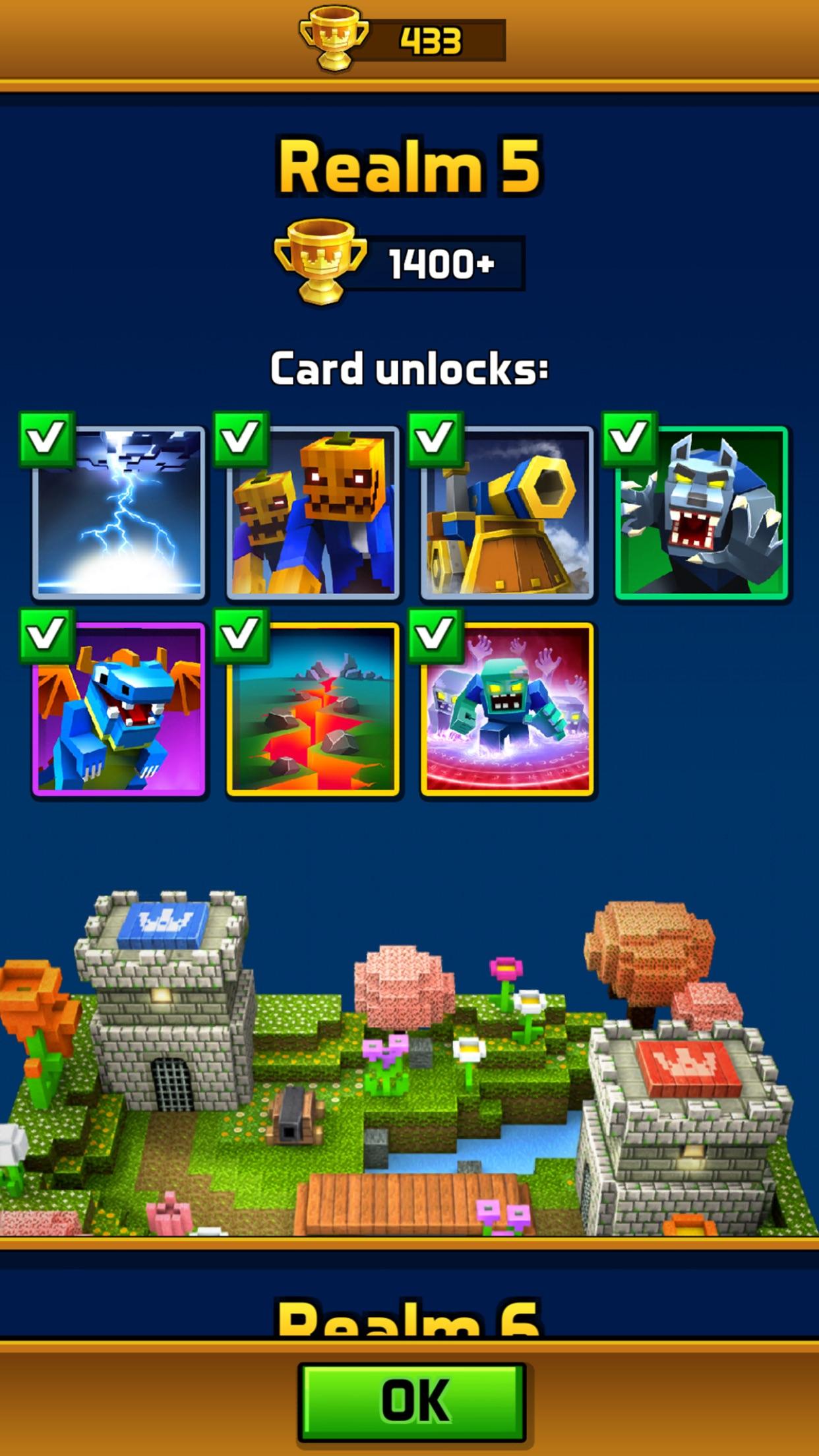 Great Royale Wars - Clash of Block Screenshot