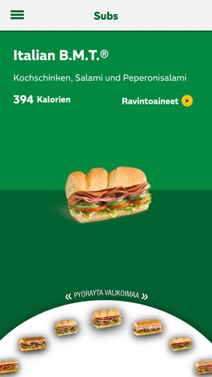SUBCARD™ Suomi screenshot-4