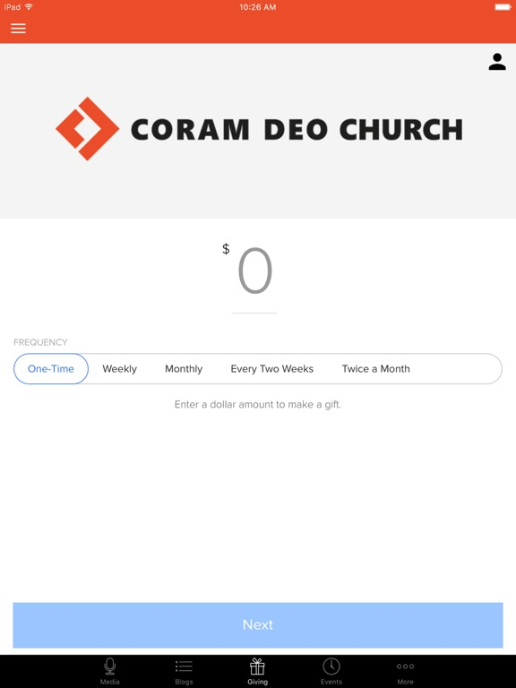 Coram Deo Church screenshot 6