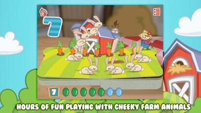 Farm 123 - Learn to count!のおすすめ画像2