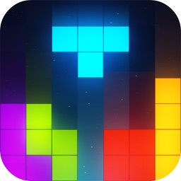 Drop Color Brick Game