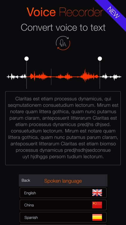 Voice Recorder: Audio record