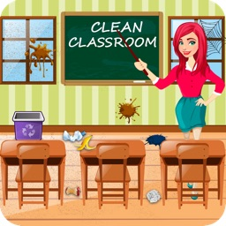 Classroom Cleaning High School