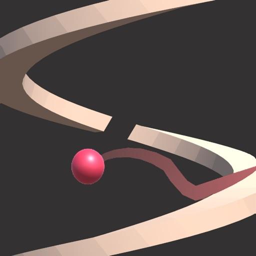 Spiral 2D Icon
