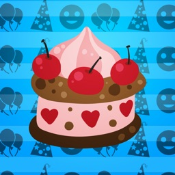 Birthday Party - Sticker Fun!