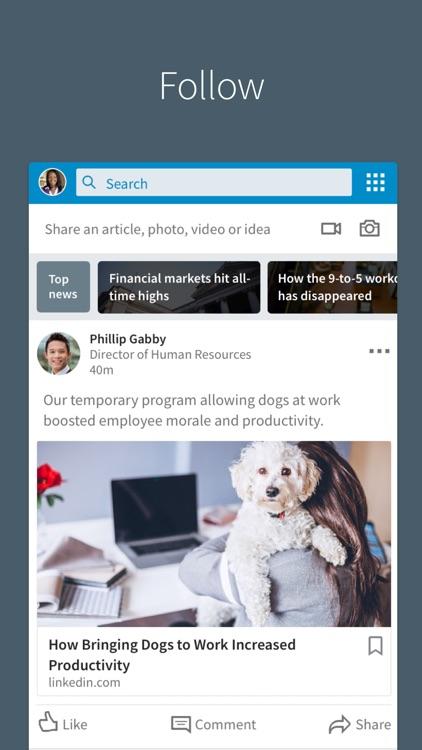 LinkedIn screenshot-4
