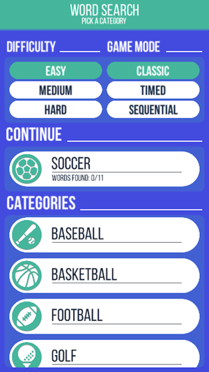 Biggest Sports Crossword Cody On The App Store