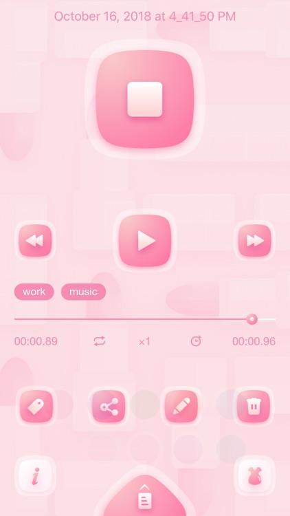 Voice Recorder - Voice Memos screenshot-4