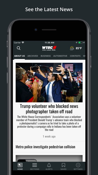 WTOC 11 News for Windows