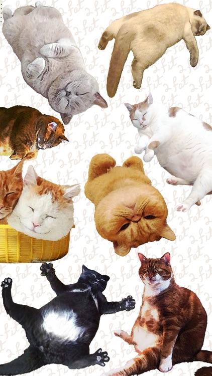 CatNap 2: Fat Cat Sticker Pack screenshot-3