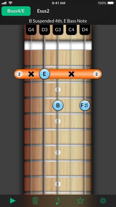 Screenshot #5 for Reverse Chord Finder Pro