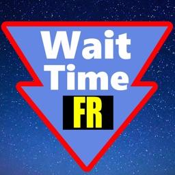WaitTimes for Theme parks