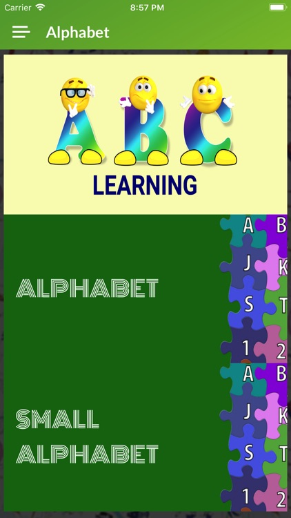 ABC Alphabets Kids Learning AB screenshot-1