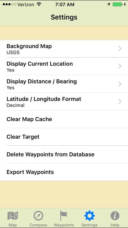 GPS Topo USA screenshot-4