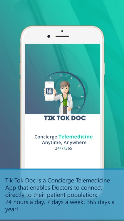 Tik Tok Doc | Telemedicine screenshot-0