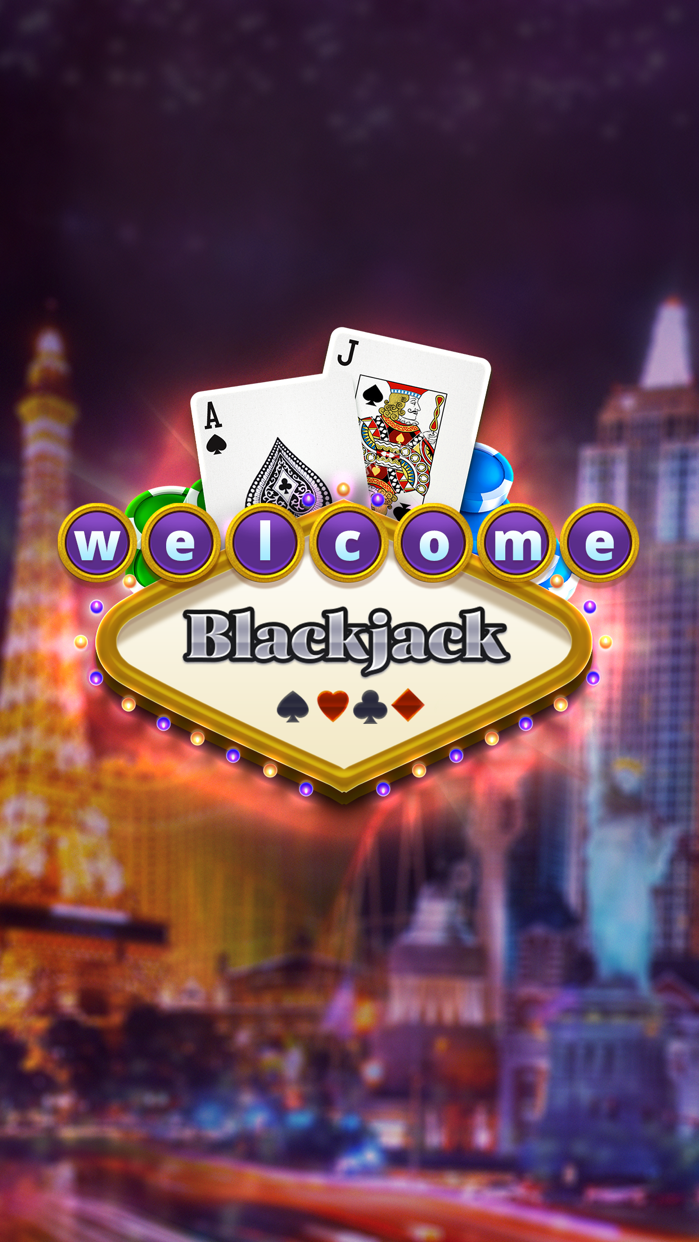 Blackjack⋅ Screenshot