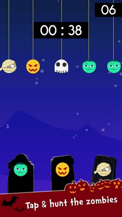 Halloween Hunt - No Mercy Zone screenshot two