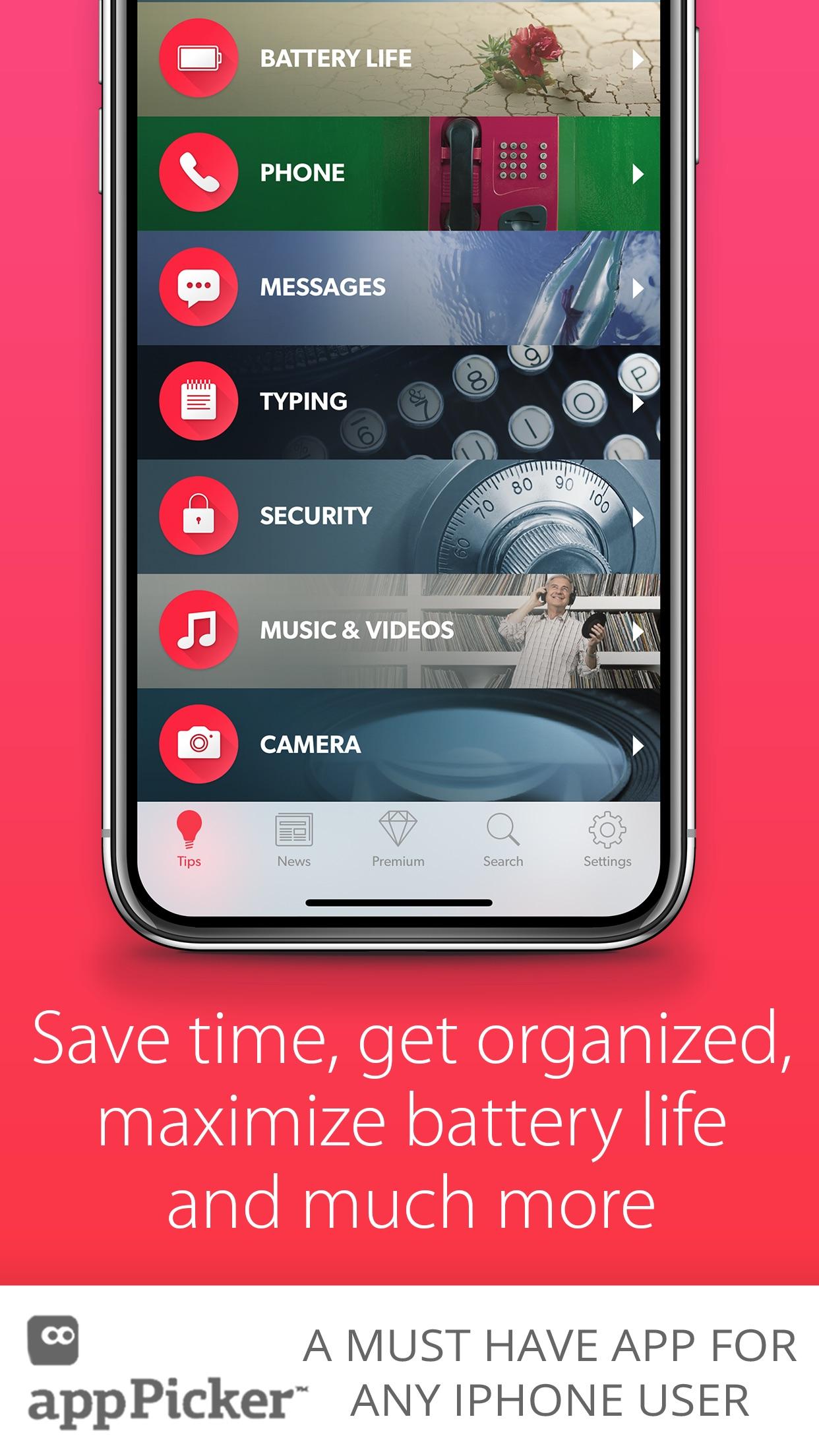Tips & Tricks Pro - for iPhone Screenshot