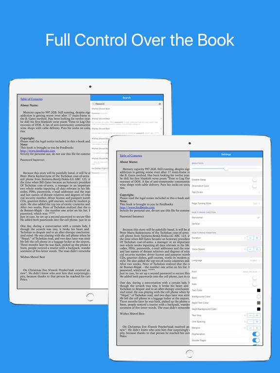 MOBI Reader - Reader for mobi, azw, azw3, prcのおすすめ画像2