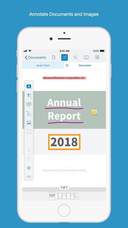 PDF Viewer by PSPDFKit screenshot-0