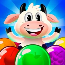 Cow Pop: Bubble Game