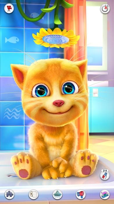 おしゃべり猫のトーキング・ジンジャースクリーンショット5