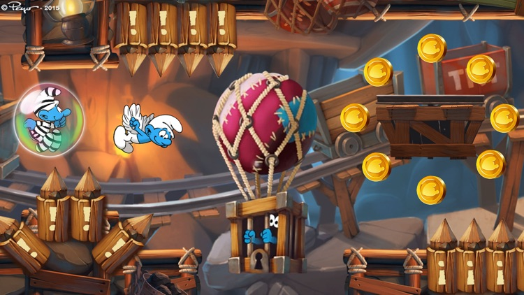 Smurfs Epic Run screenshot-3