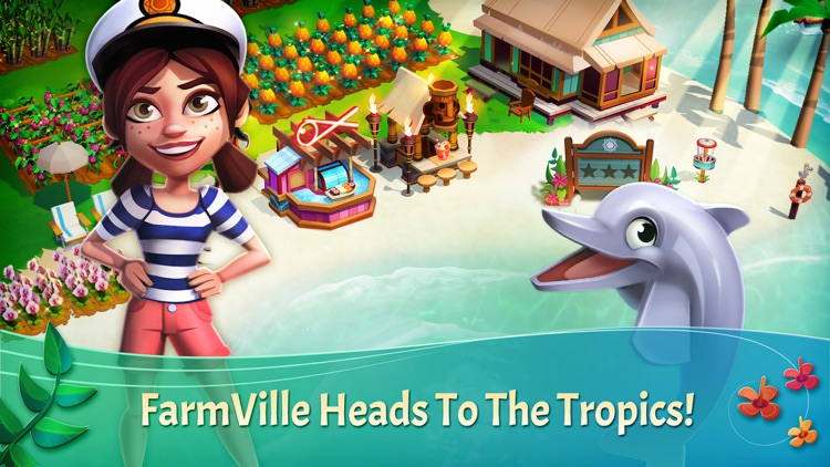 FarmVille: Tropic Escape screenshot-0